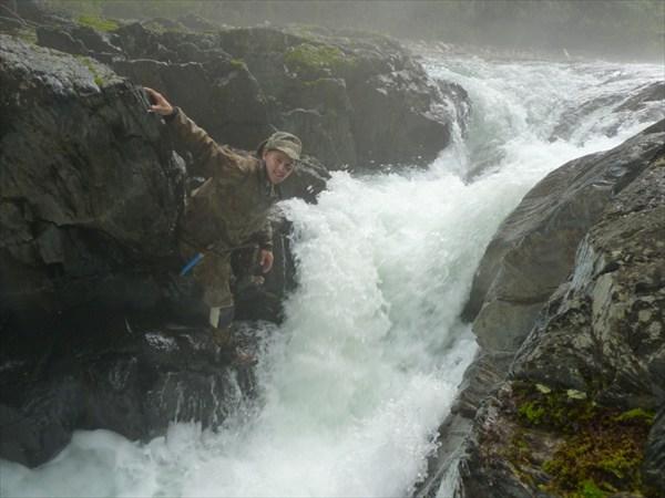 Диерский водопад