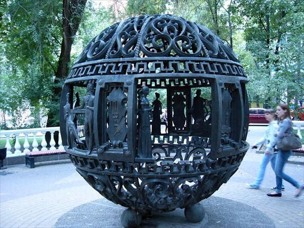 Шары на Пушкинской