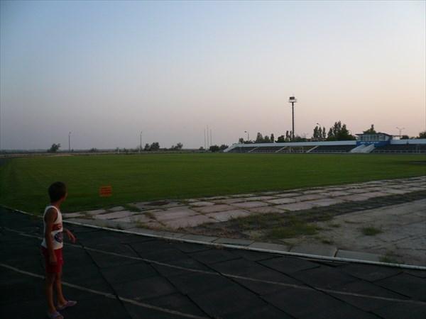 Стадион Авангард, Саки