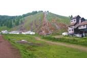 Окраина села Лаклы