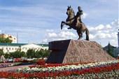Памятник генералу А.П. Ермолову