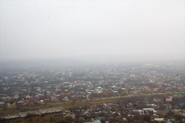 """Пятигорск, частный квартал в """"молоке"""""""
