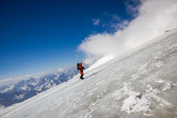 Опасные ледяные поля