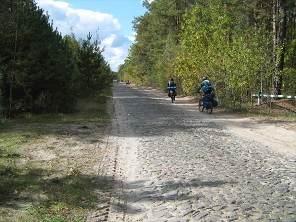 Дорога к Шацку