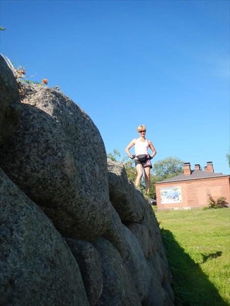 Крепость Лаппеенранта