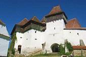 укрепленная церковь в Вискри