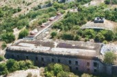 Форт Трасте. фото из книжки
