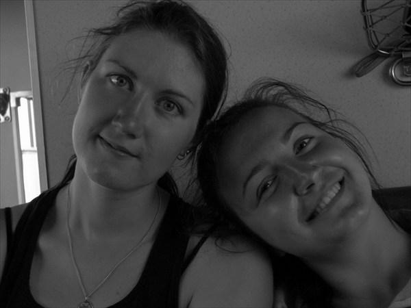 Катерина и Марина