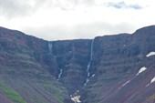Левый водопадный исток Геологической