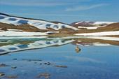 Одно из озер - истоков Хонна-Макита