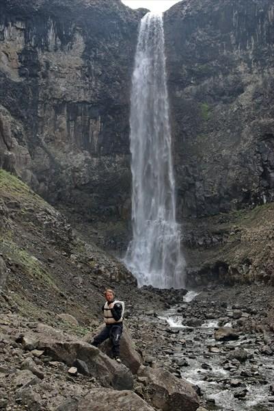 Самый высокий водопад каскада - более 20-и м