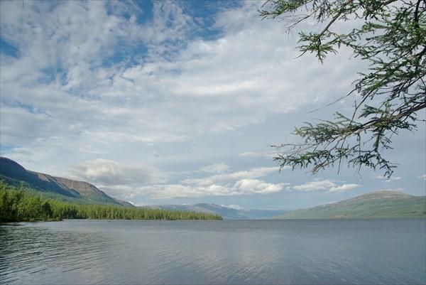 Озеро Хета