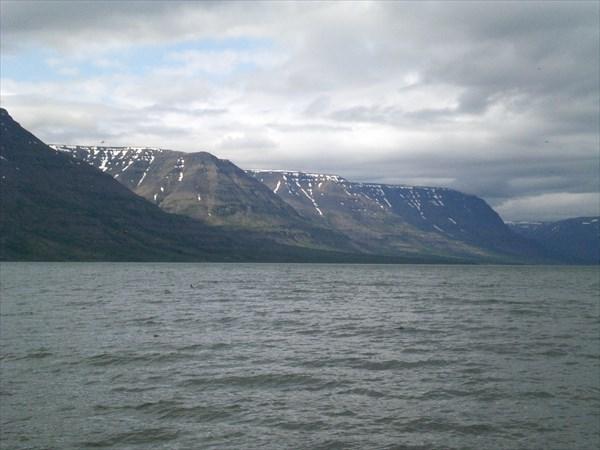 Озеро Лама - северная Швейцария