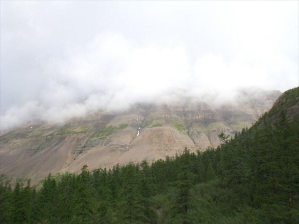 Склон долины Геологической