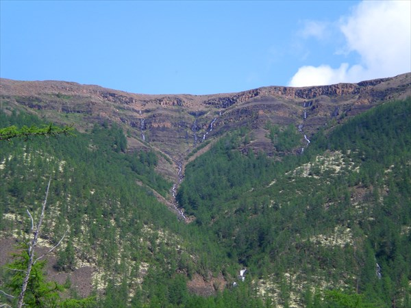 Склон долины Бургула