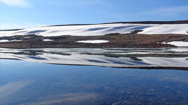 Озеро - один из истоков Хонна-Макита