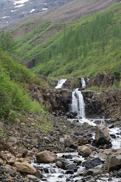 Путорана - страна водопадов