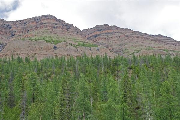 Склоны над Геологической