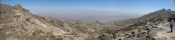По дороге в Хараз