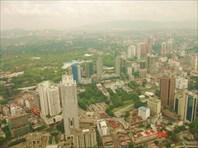 Малайзия 6.04 Город,вышка,парки,батик