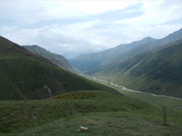 Долина р. Кыртык