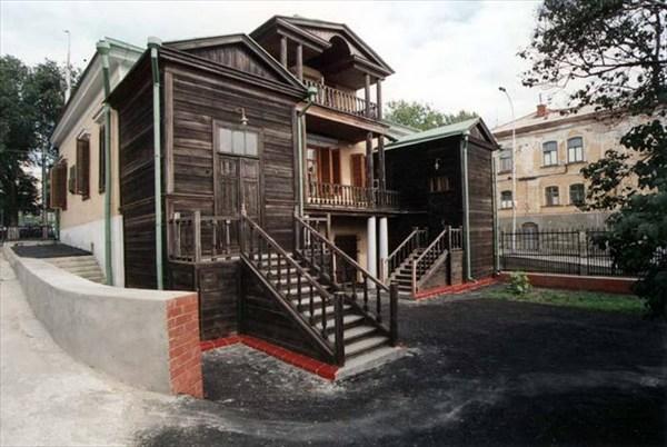 Музей-усадьба Чернышевского