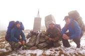 На вершине Ямантау