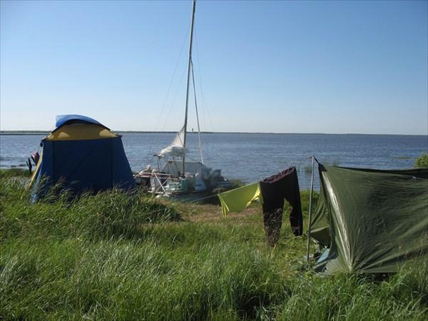 IMG_8477 Лагерь в Лапоминке.