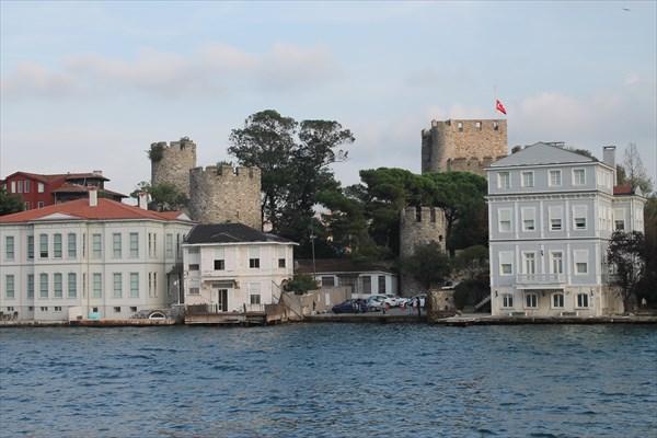 Крепость Анадолухисар