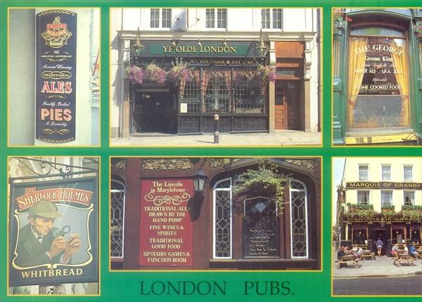 057-London Pubs