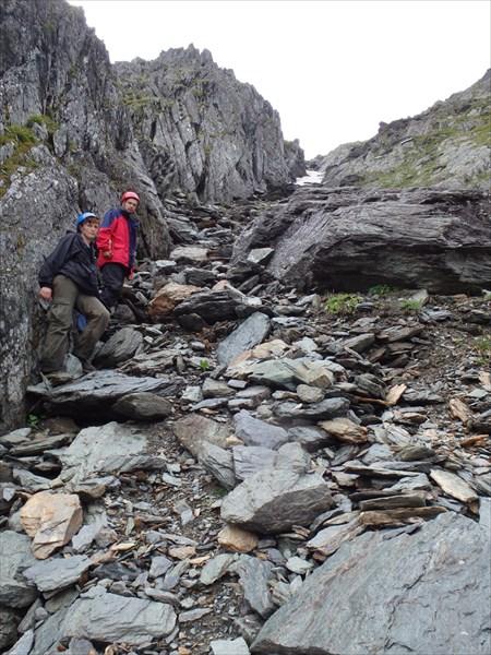 Перевал Минусинских туристов