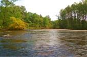 Река Каменушка... чистая...
