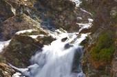 Водопад в балке Орленок