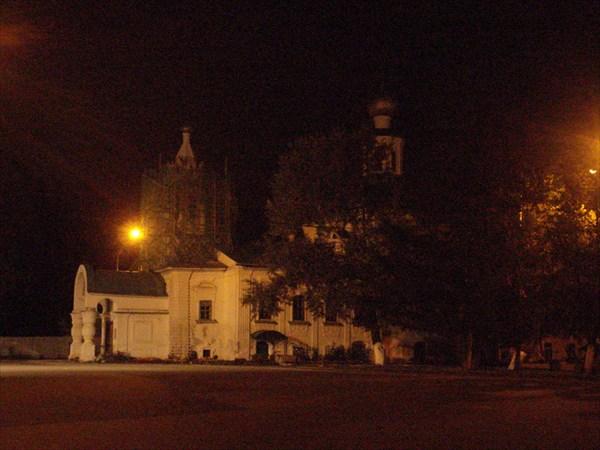 Церковь Покрова Пресвятой Богородицы на Торгу