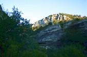 Юркины скалы и Джурла
