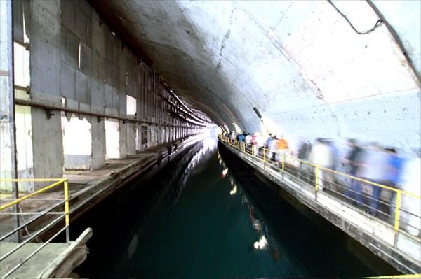 Убежище подводных лодок