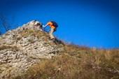 Разведка веломаршрутов на хребте Герпегем (Краснодарский Край)