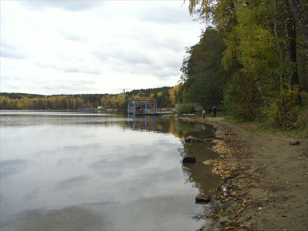 Озеро Еловое, - альбом с фото