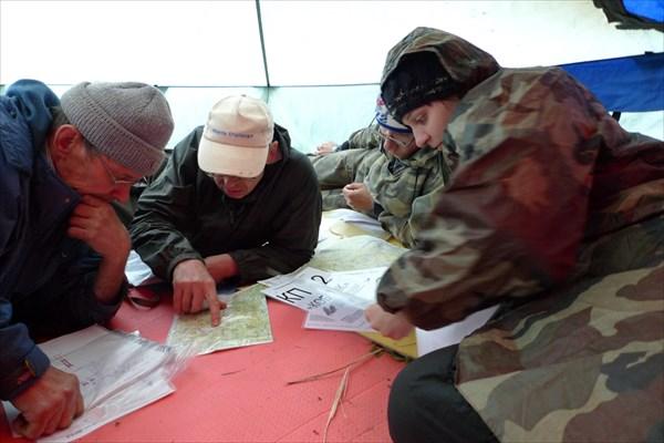 Военный совет (планы-планы)