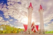 Мечеть «Ляля -Тюльпан»