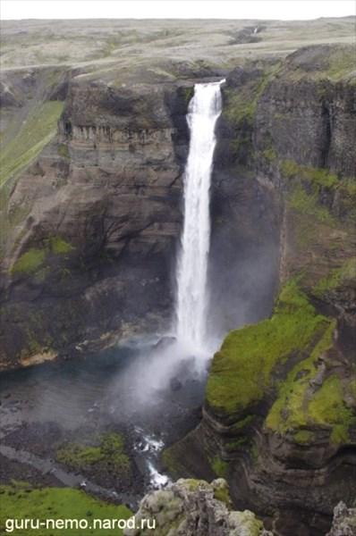 Водопад Haifoss