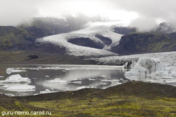 Ледник Hrutarjokull