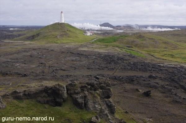 Маяк Reykjanes