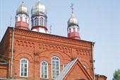 Церковь Казанской иконы Божией Матери  Казанская церковь