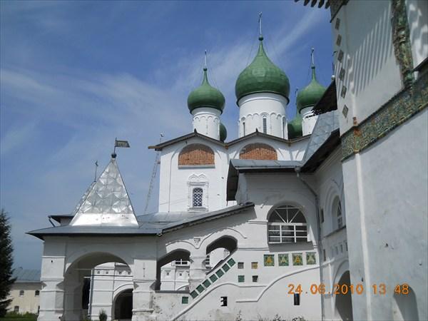 Вяжищский монастырь