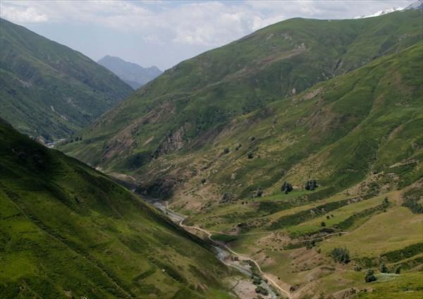 Долина Сардай-Миены
