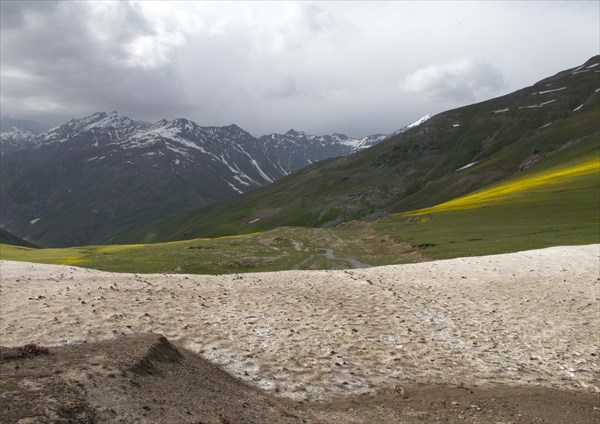 Перевал Хучу-Худжюр