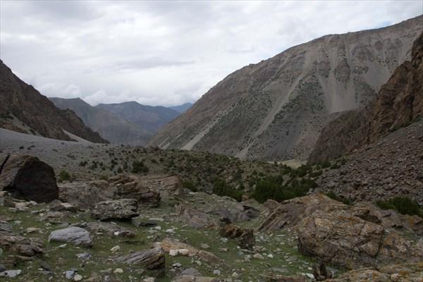 Долина камней