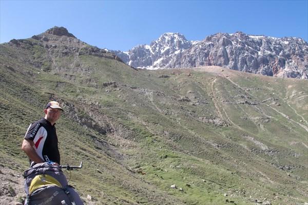 Подъем на перевал Тавасанг