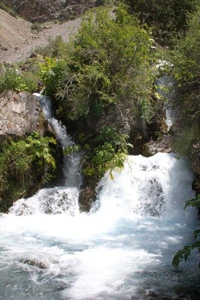 Локальный водопад